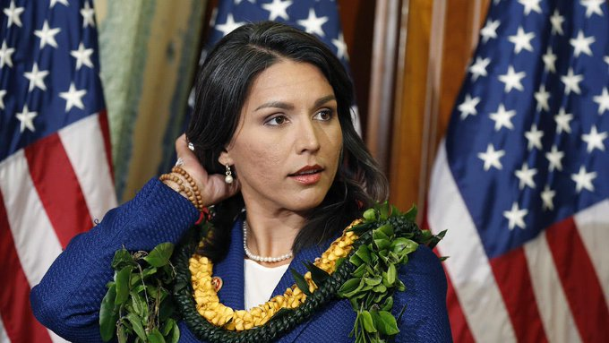 Hawaii Rep. Tulsi Gabbard will run for Democratic presidential nomination in 2020 Photo