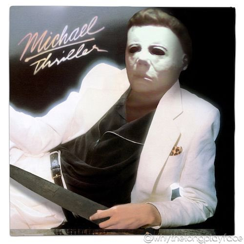 Ziggy's photo on #MichaelMyersDayJob
