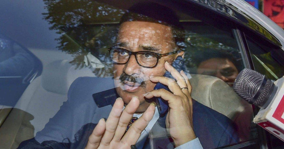 Alok Verma helped Nirav Modi case cover-up, Mallya flight?   Read: https://t.co/CXijLLhpPu https://t.co/7j6z2v0VRe