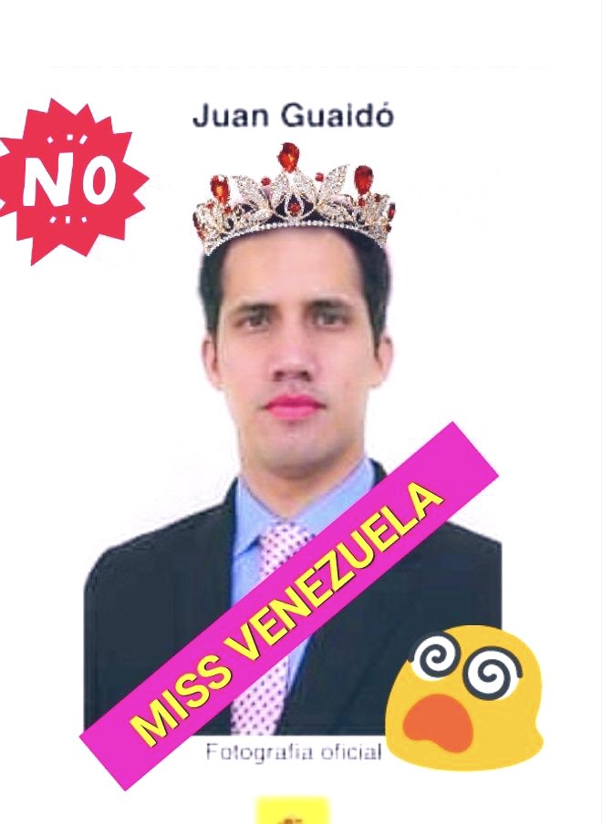 Beatriz Jimenez's photo on #GuaidoMuchachoPajuo
