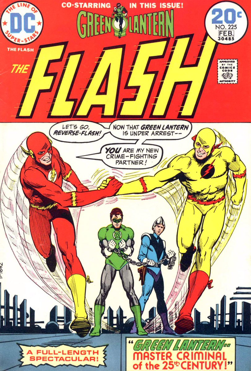 Happy #FlashFriday! @Rob_readscomics @deezel21 @JSandlinWriter @comicscomix @1JohnLivesay @TalkingReverses @let_flash @DailyWally @UpToTASK @nationofnerds @Shadewing @_BrooklynBatman @jav5022 @Skyhawk1 @CJWritesThings @Stonefree63 @GeekToMeRadio @GeekWithThat @Ivy182 @ShanDrew516<br>http://pic.twitter.com/hIHXQNuFjt