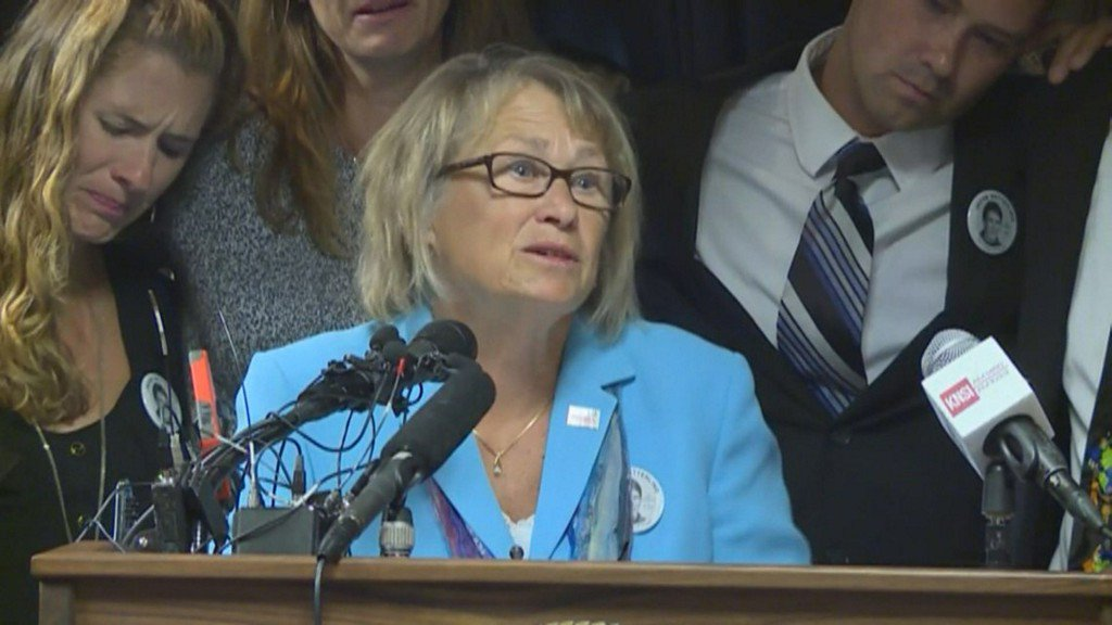 Patty Wetterling offers perspective on the Jayme Closs case https://t.co/rc99oe0uHp