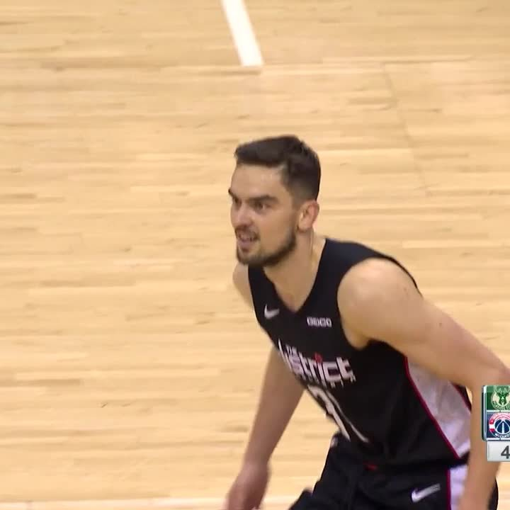 NBA TV's photo on Tomas Satoransky