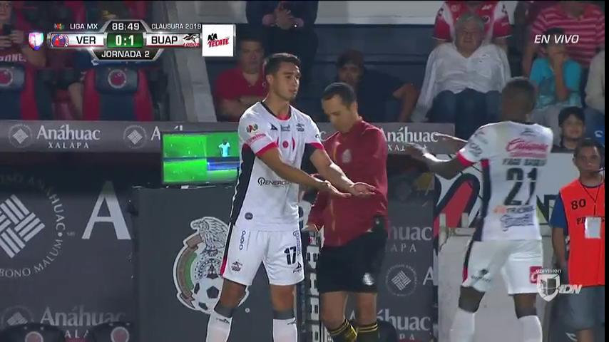 Univision Deportes's photo on Veracruz vs Lobos