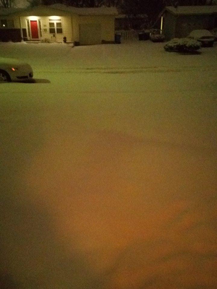 Trent's photo on #snowpocalypse