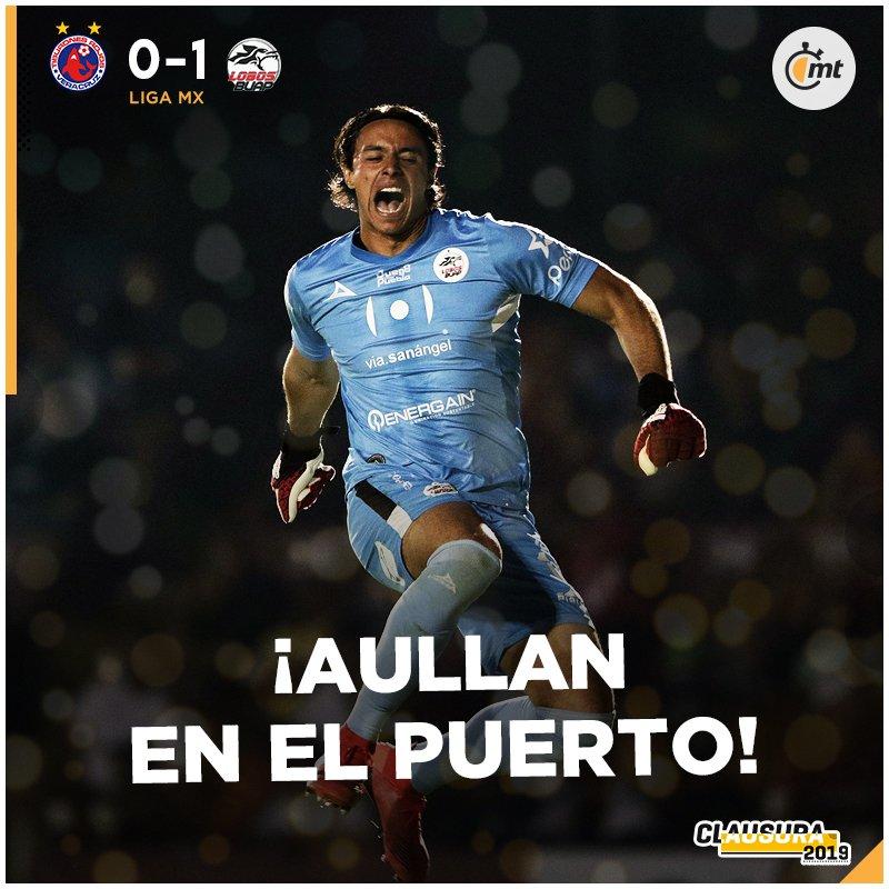 MedioTiempo's photo on Veracruz vs Lobos