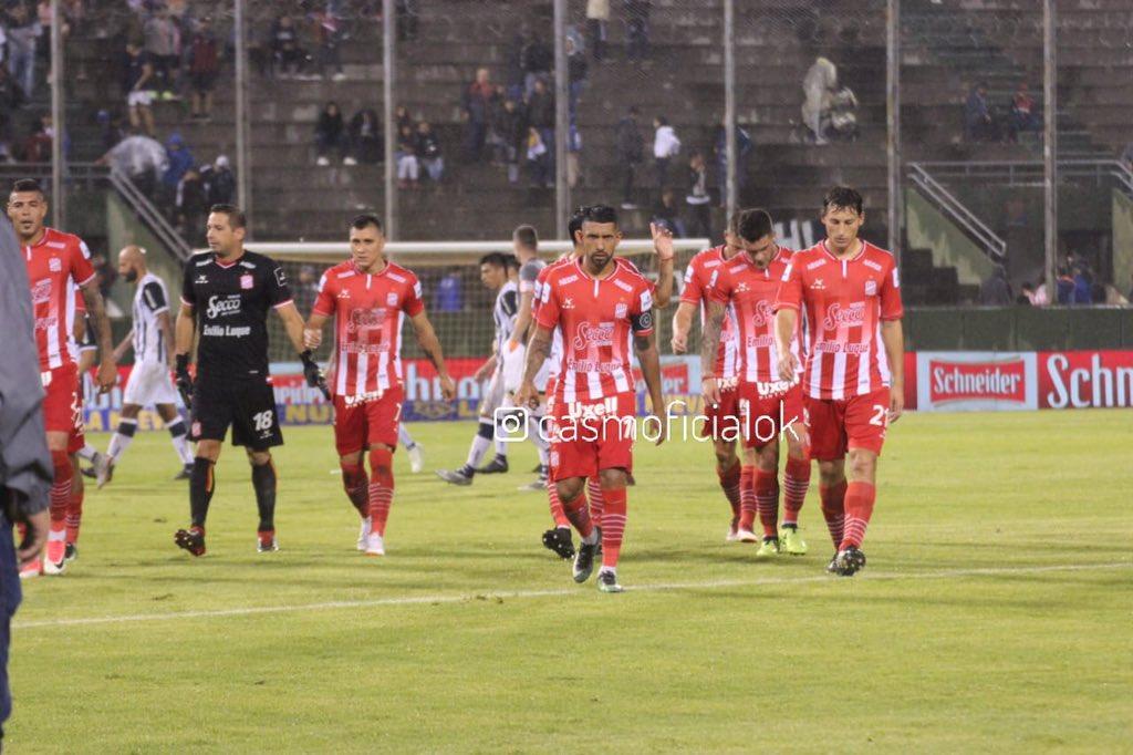 Club Atlético San Martín's photo on Junior Arias