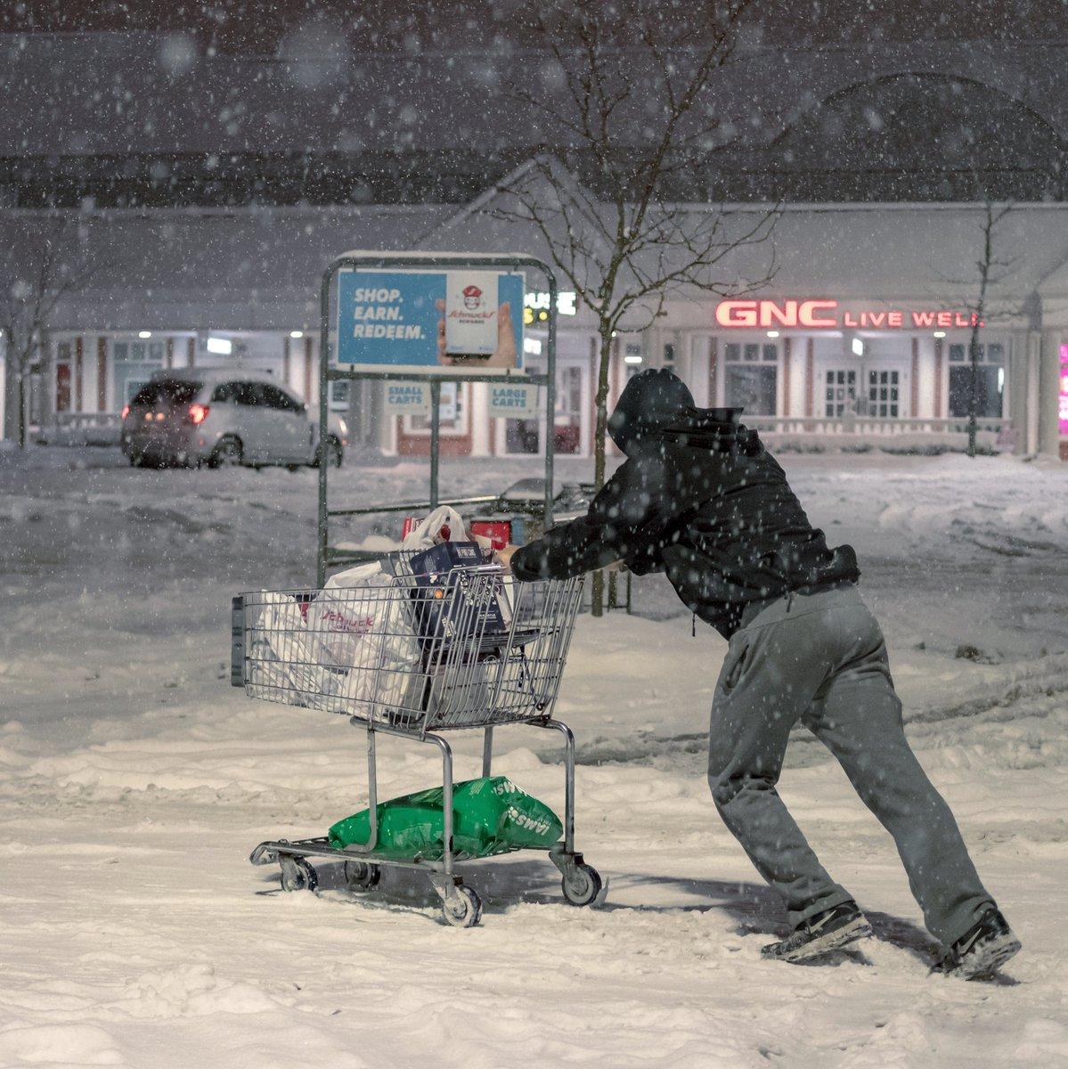 J. Ryne Danielson's photo on #snowpocalypse