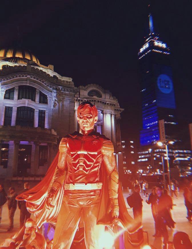 Netflix Latinoamérica's photo on #TitanesEnNetflix