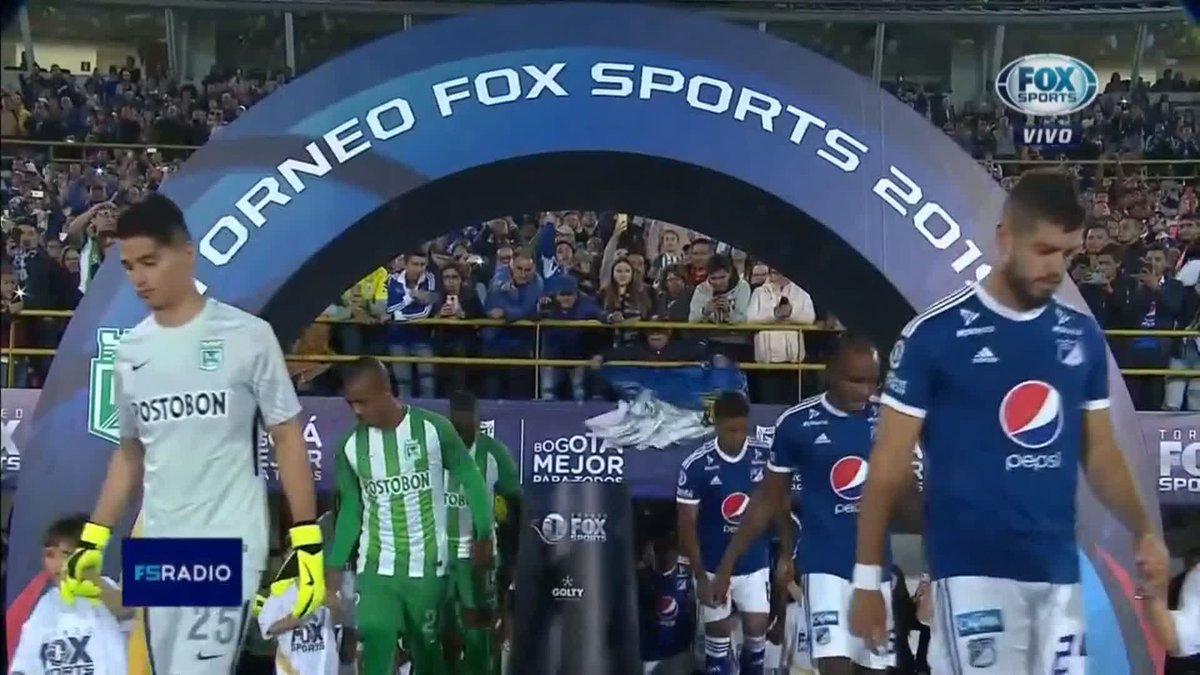 FOX Sports Argentina's photo on #TorneoFOXSportsCol