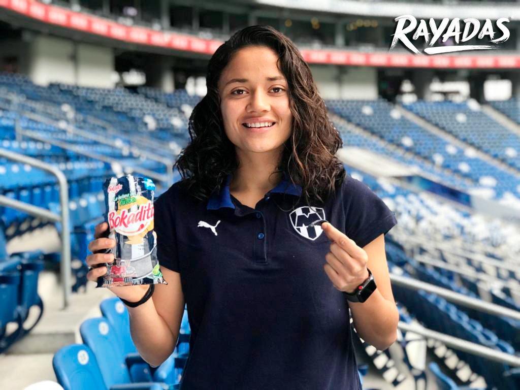 Rayadas's photo on Rayo