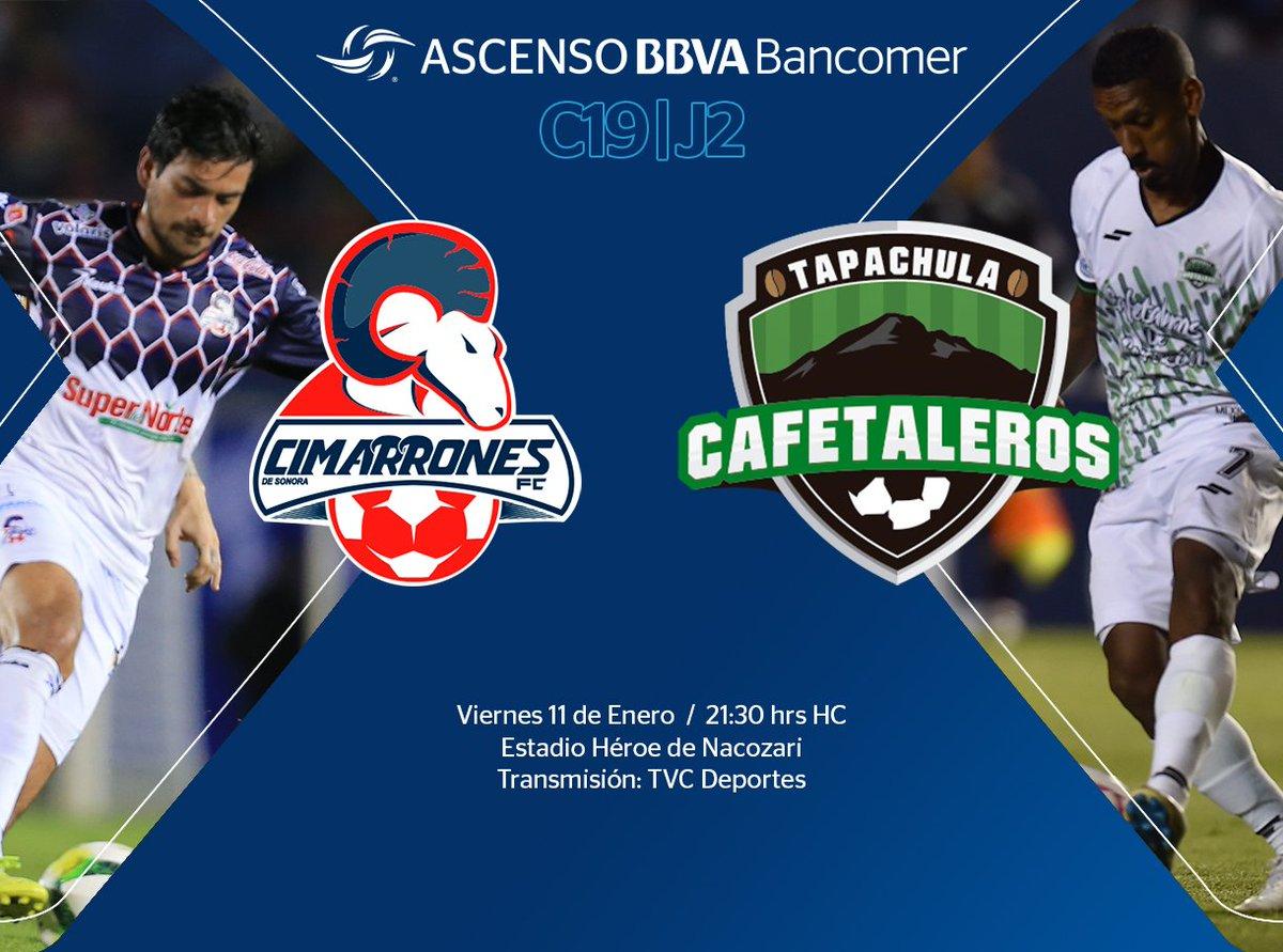 ASCENSO Bancomer MX's photo on Jornada 2