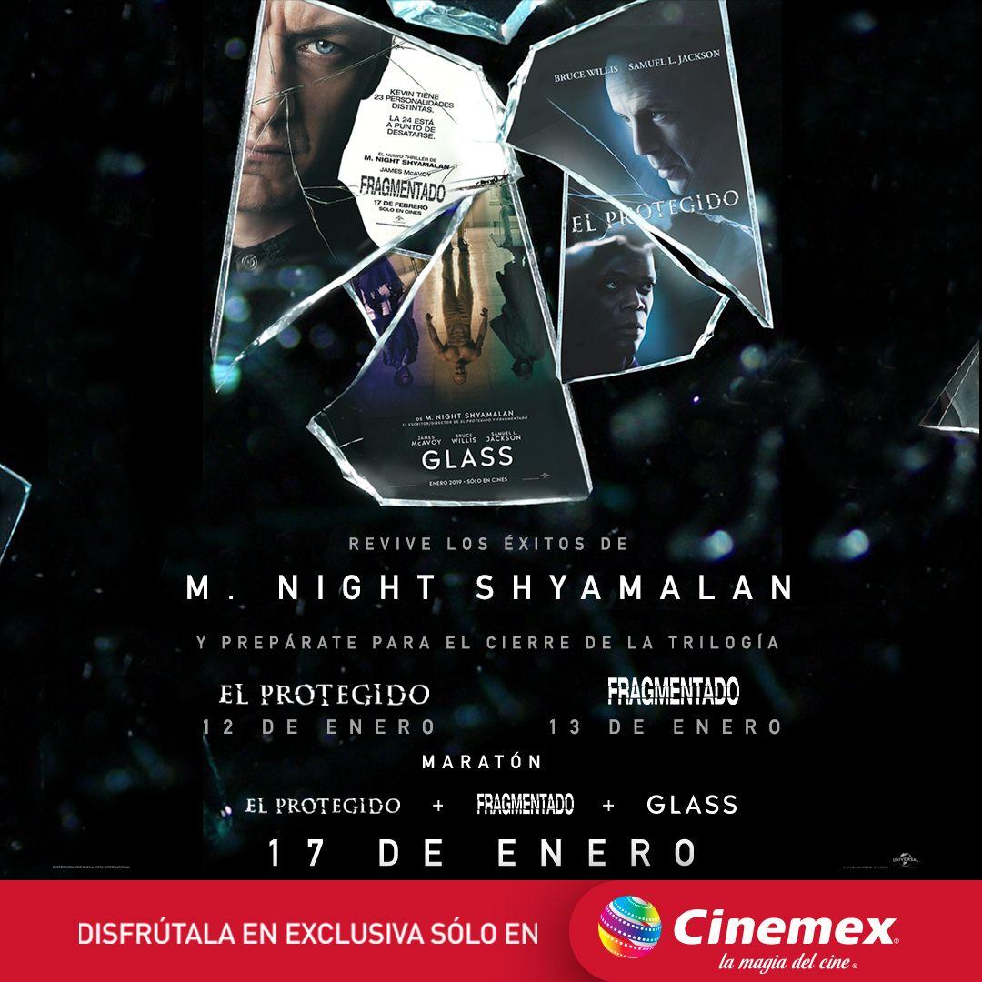 Cinemex's photo on Fragmentado