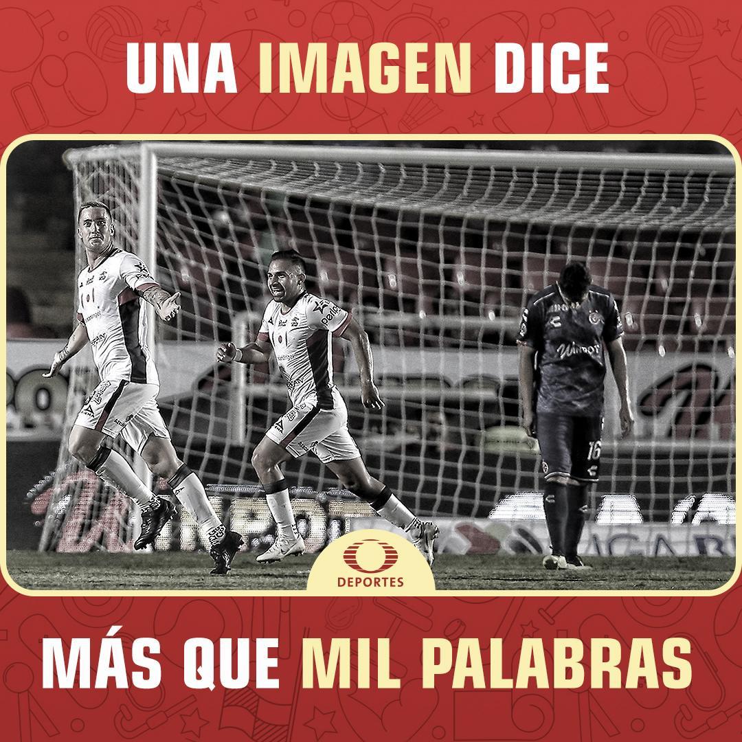 Televisa Deportes's photo on Veracruz vs Lobos
