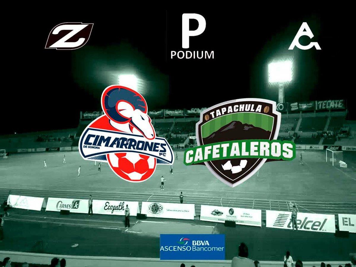 Podium Deportes's photo on Jornada 2