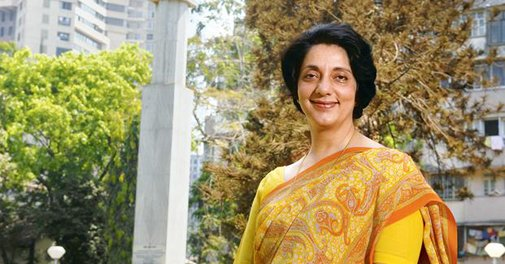 Twitterati mourns the death of banker-turned-politician Meera Sanyal https://t.co/v9FucFN7Wa