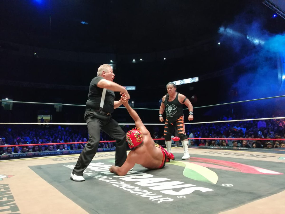 CMLL: Una mirada semanal al CMLL (Del 10 al 16 de enero de 2019) 2