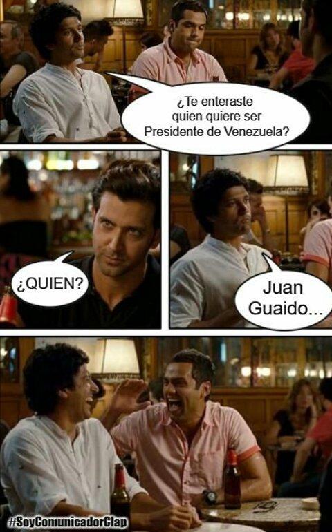 claptarabana3's photo on #GuaidoMuchachoPajuo