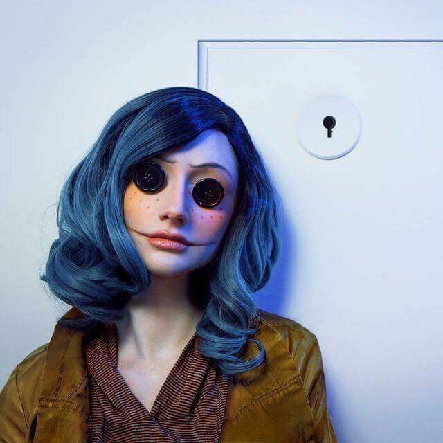 Elle D's photo on Coraline