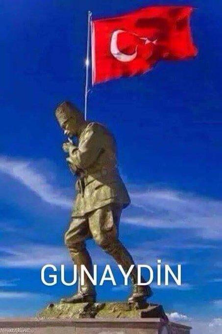 Günaydın Mustafa Kemal Atatürk'ün askerleri 07:10 #Cumartesi Photo