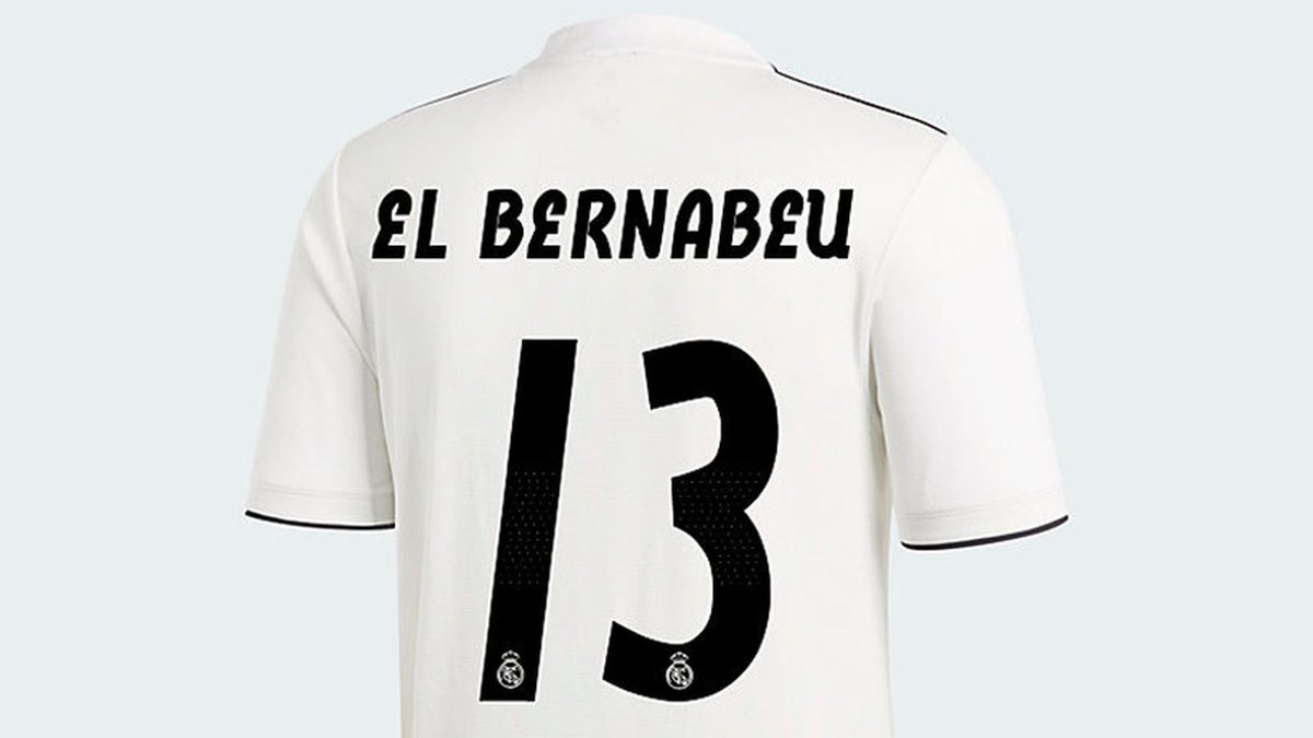 El Bernabéu's photo on Blanca