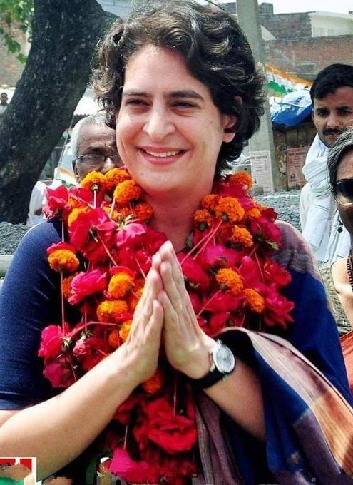 Happy birthday Priyanka Gandhi vadra ji