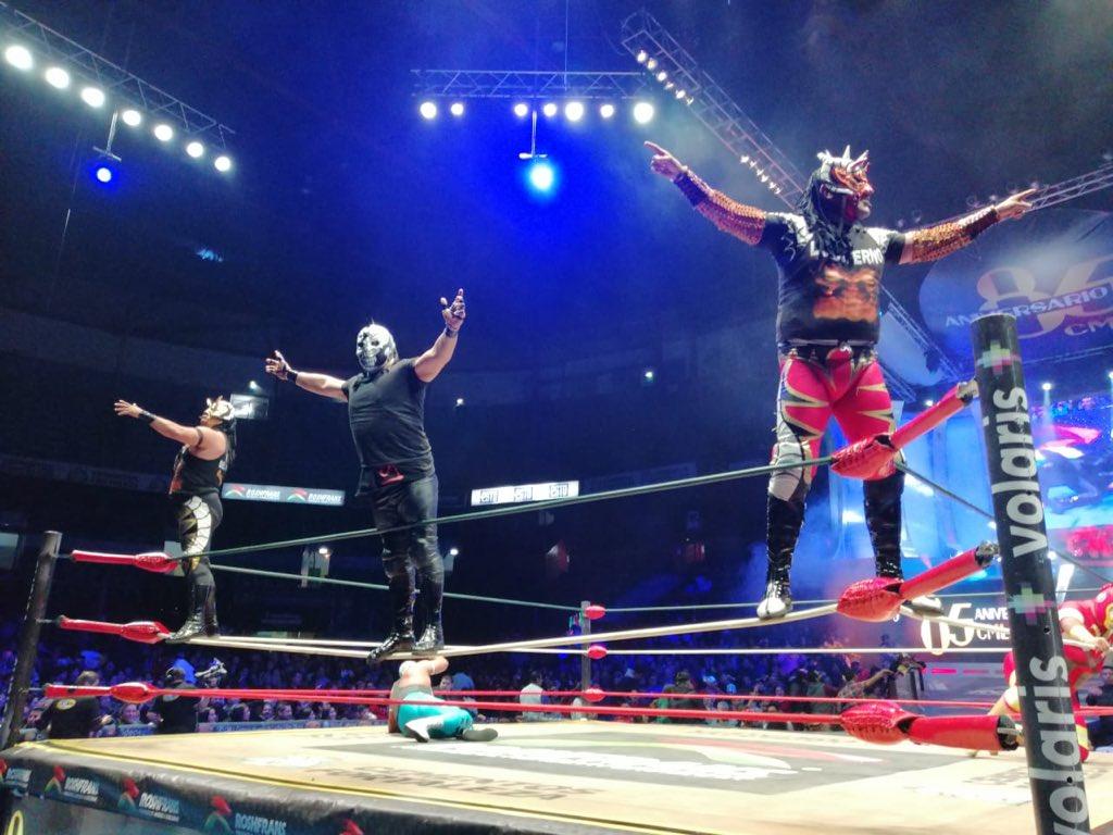 CMLL: Una mirada semanal al CMLL (Del 10 al 16 de enero de 2019) 3