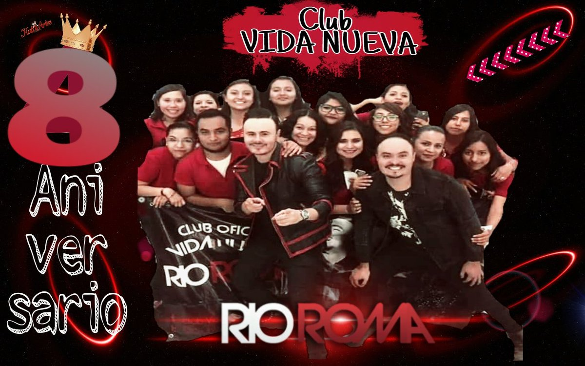 Club Vida Nueva ❤'s photo on #ríoroma8años