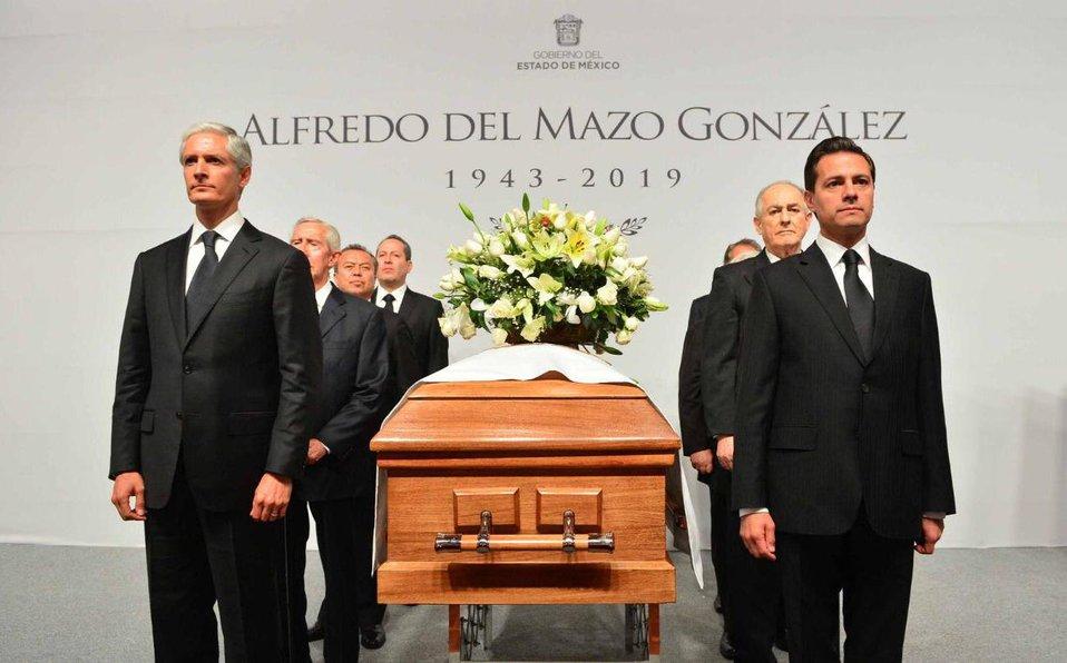 Milenio.com's photo on Alfredo del Mazo González