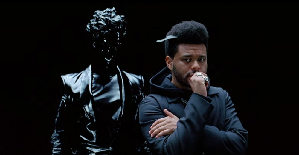 Gesaffelstein & The Weeknd Lost in the Fire Lyrics