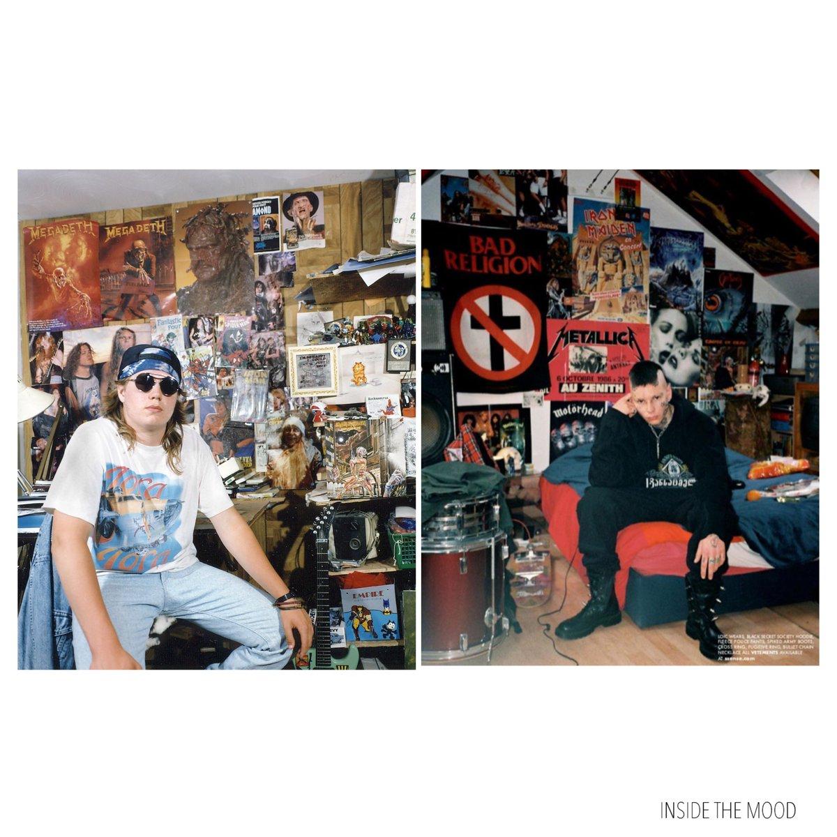 """447fba7b51881f ... room  teenagers in their bedrooms"""" 1995"""