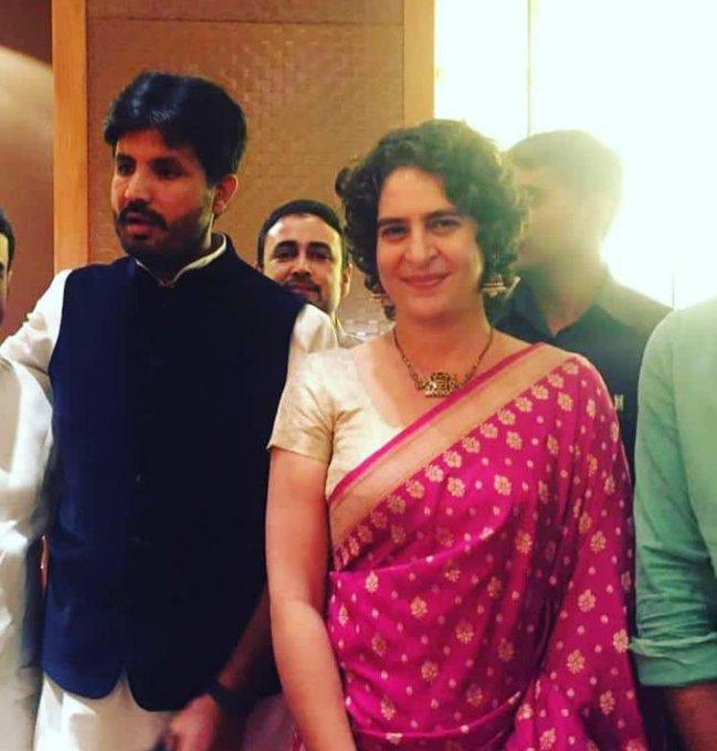 Wishing Priyanka Gandhi Ji a very Happy Birthday.  May God bless her with a long, happy & healthy life.