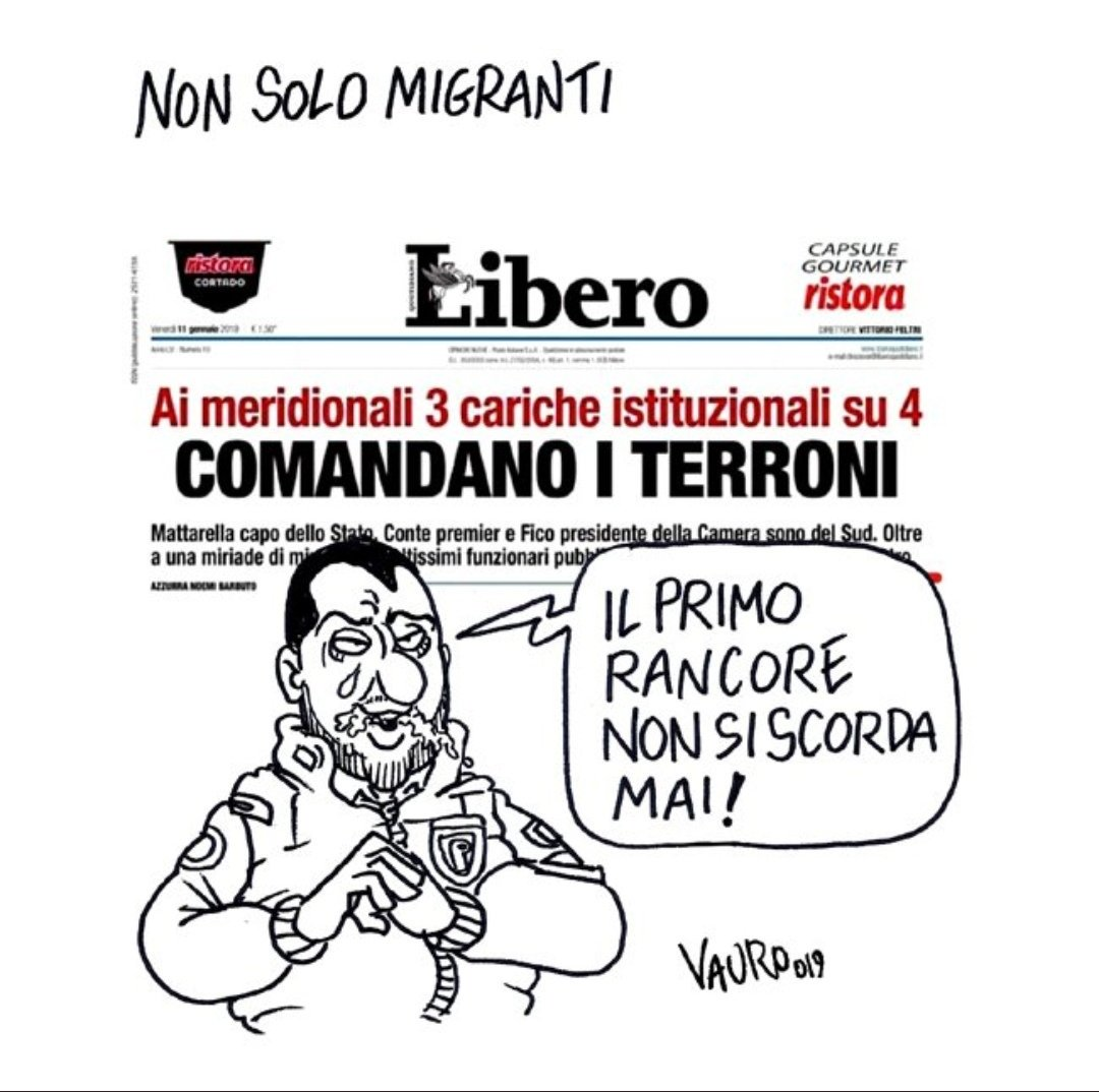 RT @CinziaCrispino: Ieri come oggi. #RadioPadania #facciamorete #vauro https://t.co/L04uxyF2o6
