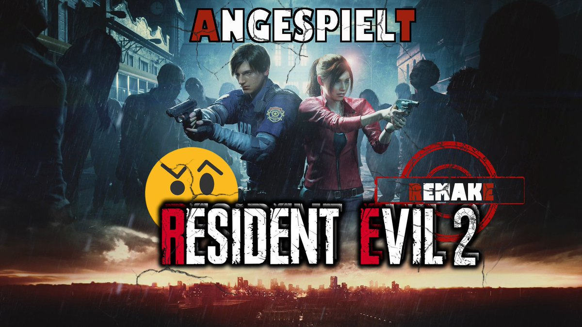 JuhuLetsplay's photo on #ResidentEvil2Demo