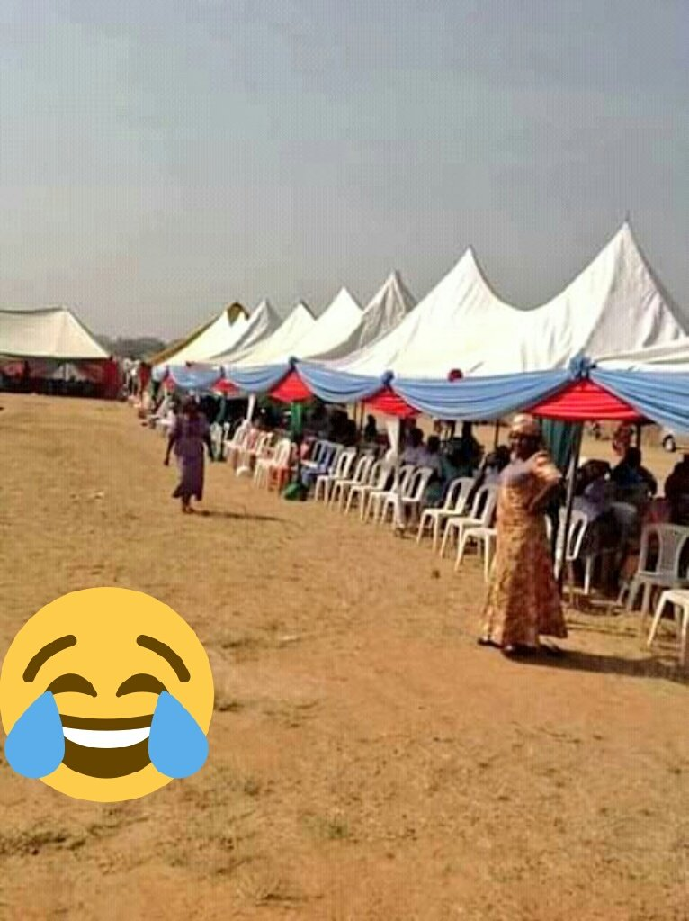 Elrufai's campaign at Zangon Kataf LGA, Southern Kaduna. Mr. Man is only popular online, true electorates have rejected him.