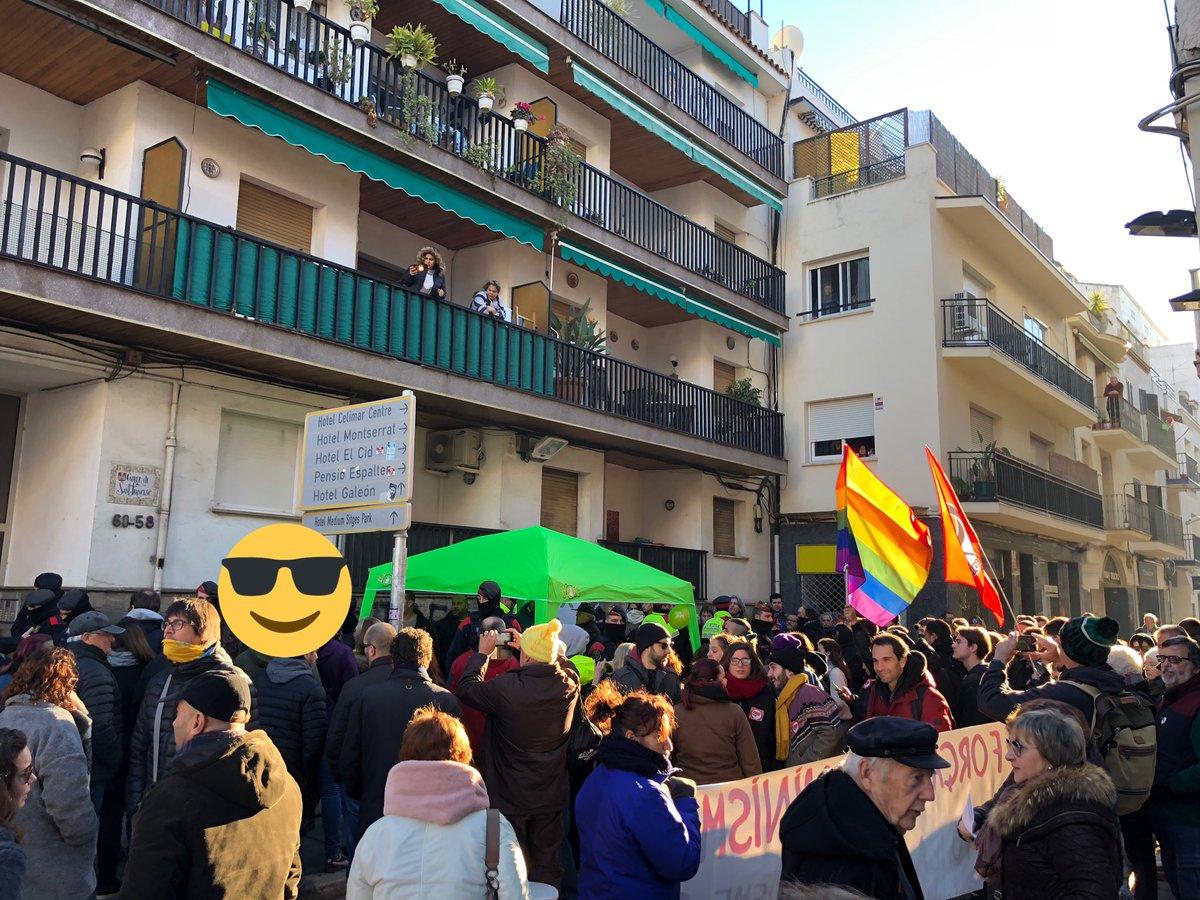 Comunistes's photo on Sitges