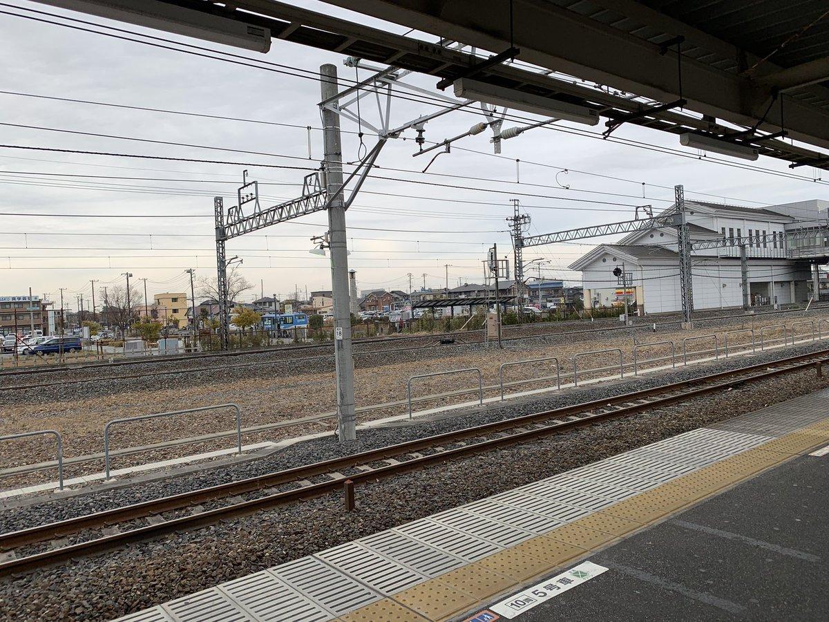 どこだよ栗橋駅って俺は高崎にいきたいんじゃ東京からの乗り換えほんとわからん