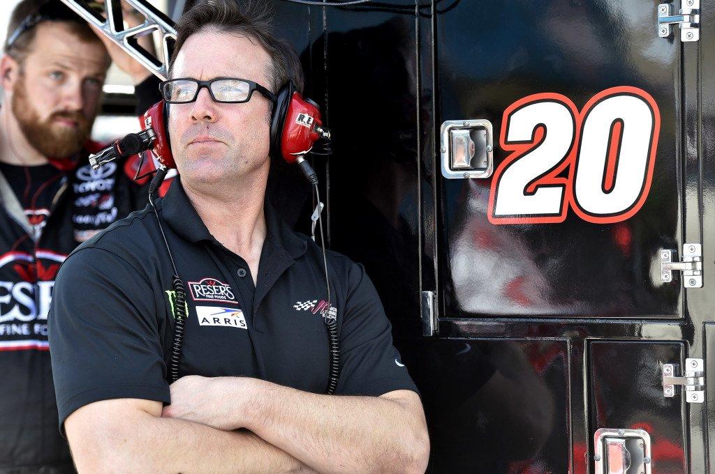 Autoweek's photo on joe gibbs racing