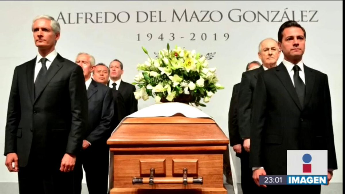 Ciro Gómez Leyva's photo on Alfredo del Mazo González