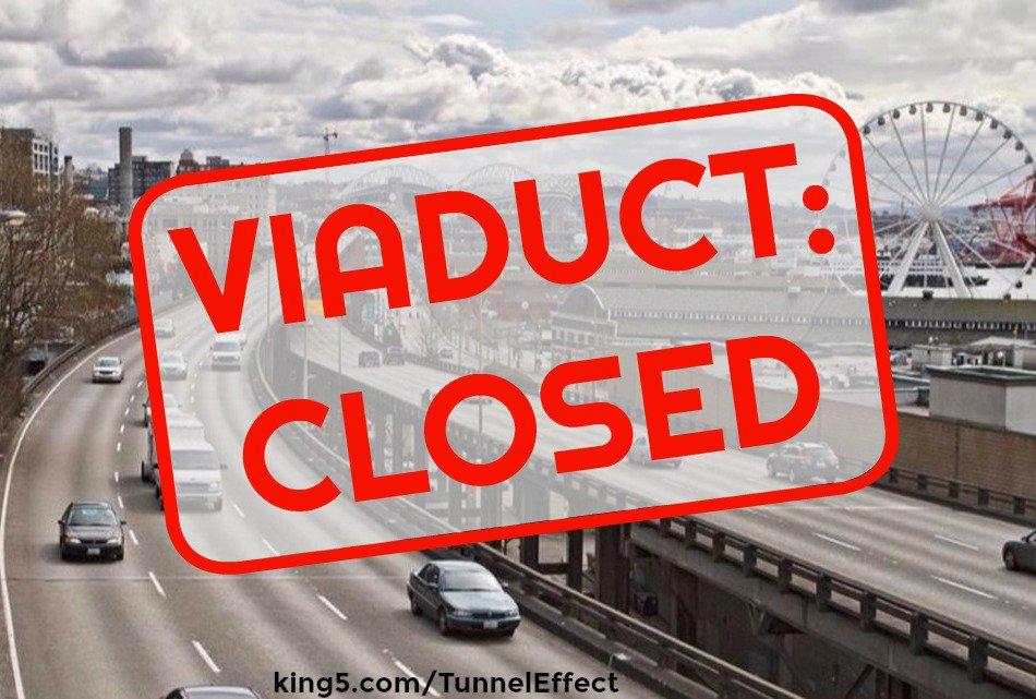 KING 5 News's photo on #viaduct