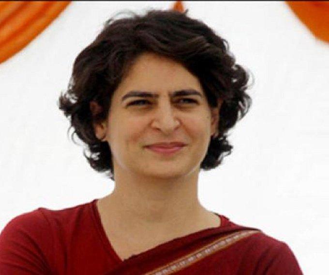 Good wishes on your birthday.Happy bday Priyanka Gandhi ji