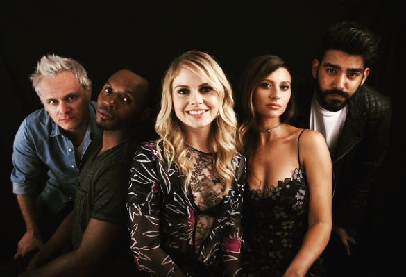 Binge watching @CWiZombie on Netflix!!  it!!  to hear that the final season will air May 2nd! @TheCW always making some great shows. Can&#39;t wait to see what is next for @imrosemciver @QuestionAnders @RahulKohli13 @robertbuckley and others!! <br>http://pic.twitter.com/BJtPfn9XOt