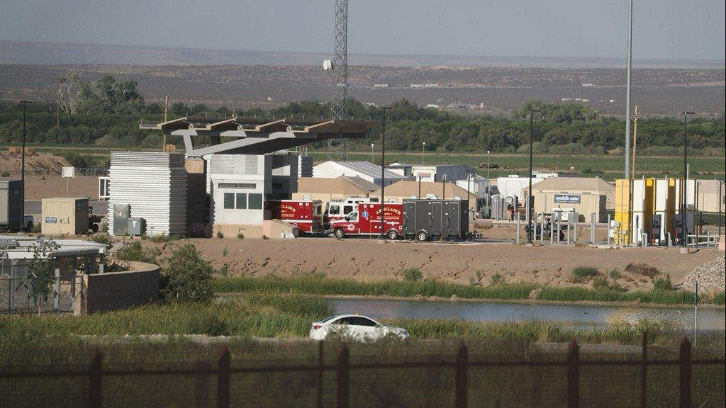 Huge migrant teen detention camp in Texas shutting down https://t.co/LPz2yO3rLK