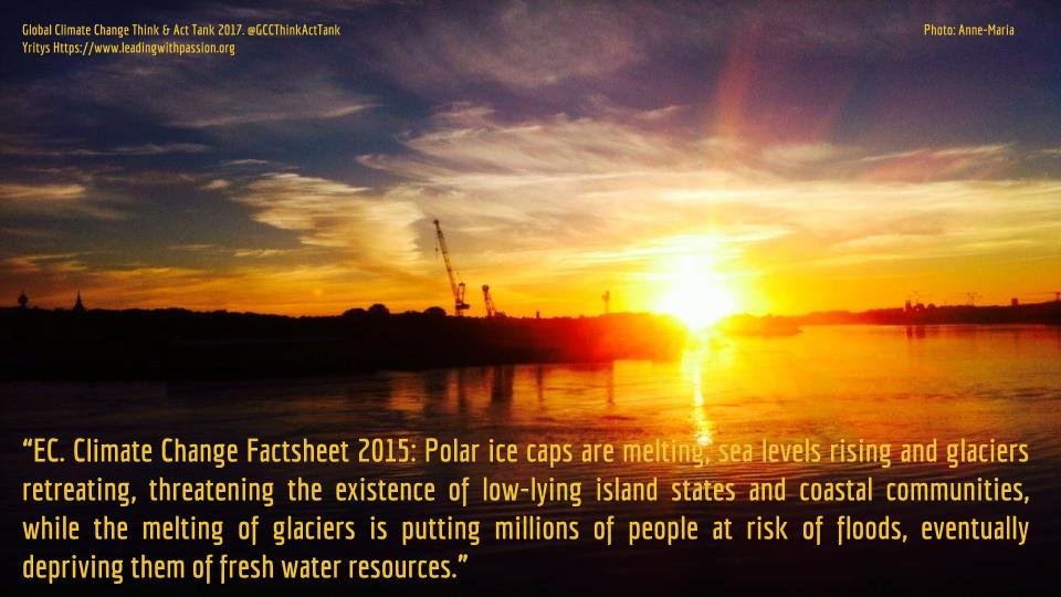 GlobalClimateChange™'s photo on #ClimateAction
