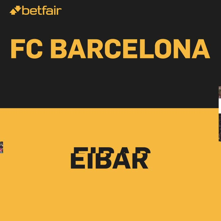 �� We've won the last eight games against Eibar in a row. �� Watch the full preview from @Betfair https://t.co/n1hZOVd6Px