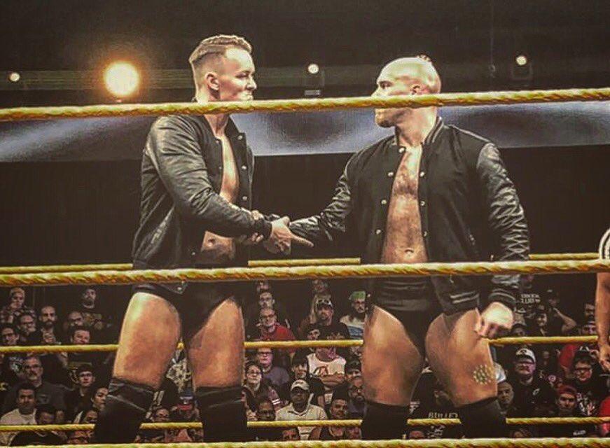 RT @Marcel_B_WWE: #NXTTakeoverBlackpool 🇪🇺#EuropeanUnion #EUnion @WWENXT @WWEDeutschland https://t.co/afbszjT0Ma