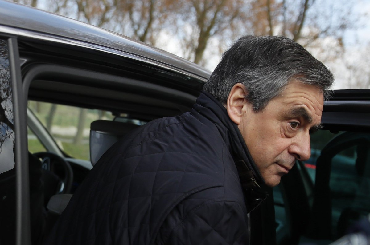 RT France's photo on Fillon