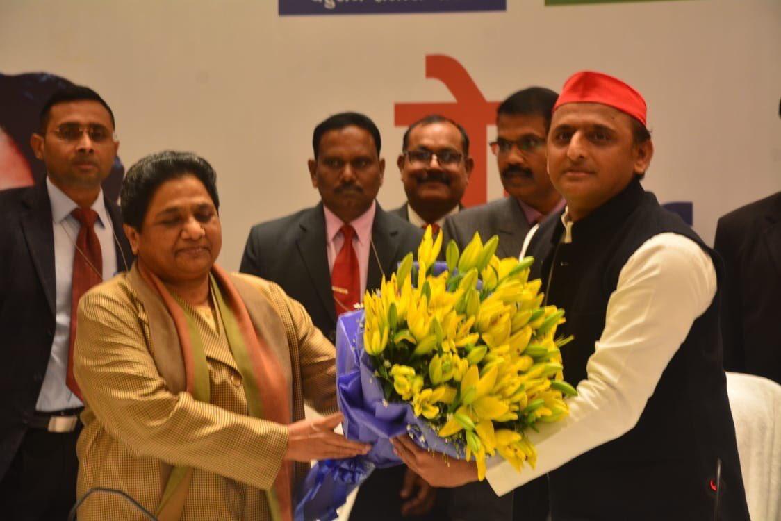 Major Surendra Poonia's photo on #SPBSPAlliance