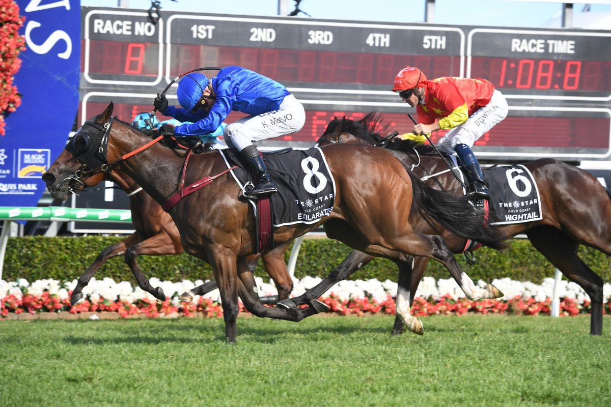 Races.com.au's photo on 2YO Classic