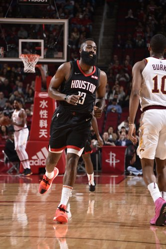 2d9e6a547ef James harden recorded his 12th career 40-point triple-double on friday